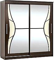 Шкаф SV-мебель №16 2.0 (дуб венге) -