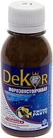 Колеровочная паста Dekor №21 (100г, темно-коричневый) -