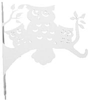Держатель для кашпо GALA DK004-W (белый) -