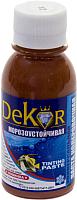 Колеровочная паста Dekor №12 (100г, шиповник) -