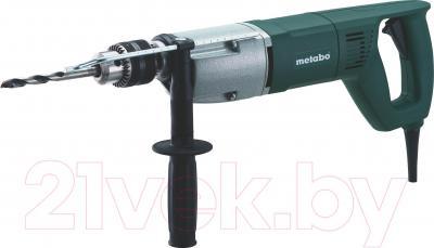 Профессиональная дрель Metabo BDE 1100 R+L (600806000) - общий вид