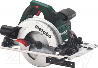 Профессиональная дисковая пила Metabo KS 55 FS (600955000) - общий вид