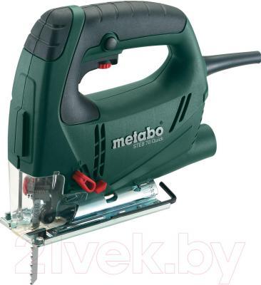 Профессиональный электролобзик Metabo STEB 70 Quick (601040000) - общий вид