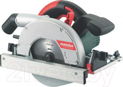 Профессиональная дисковая пила Metabo KSE 55 Vario Plus (601204000) - общий вид