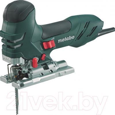 Профессиональный электролобзик Metabo STE 140 (601401000) - общий вид