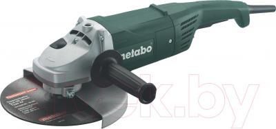 Профессиональная угловая шлифмашина Metabo WX 2000 (606421000) - общий вид