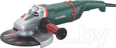 Профессиональная угловая шлифмашина Metabo W 24-230 (606448260) - общий вид