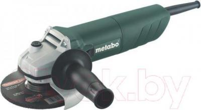 Профессиональная угловая шлифмашина Metabo W 720-125 (606726000) - общий вид