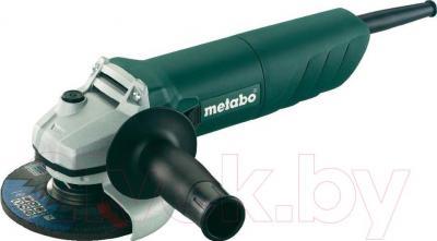 Профессиональная угловая шлифмашина Metabo W 720-125 (606726500) - общий вид