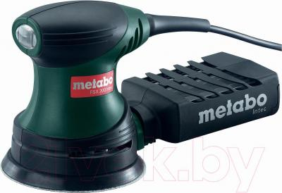 Профессиональная эксцентриковая шлифмашина Metabo FSX 200 Intec (609225500) - общий вид