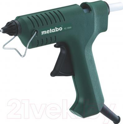 Профессиональный клеевой пистолет Metabo KE 3000 (618121000) - общий вид
