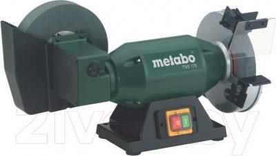 Профессиональный точильный станок Metabo TNS 175 (611750000) - общий вид