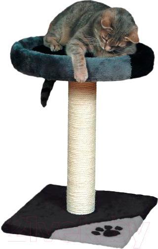 Купить Лежанка-когтеточка Trixie, Tarifa 43712 (черно-серый), Германия