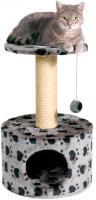 Домик-когтеточка Trixie Toledo 43705 (серый с рисунком) -