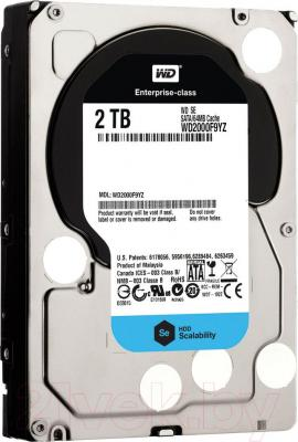 Жесткий диск Western Digital Se 2TB (WD2000F9YZ) - общий вид