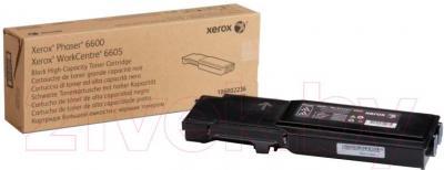 Тонер-картридж Xerox 106R02236