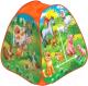 Детская игровая палатка Играем вместе Веселая ферма / GFA-FARM01-R -