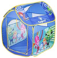Детская игровая палатка Играем вместе Фиксики / GFA-FIX-R -