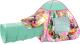 Детская игровая палатка Играем вместе Королевская академия с тоннелем / GFA-TONRA01-R -