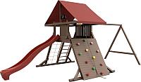 Игровой комплекс Little Panda Замок модель 1 / 011.001.012.001 (красный) -