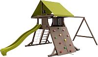 Игровой комплекс Little Panda Замок модель 1 / 011.001.022.001 (желтый) -