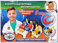 Набор для опытов Играем вместе Электромагнитные эксперименты / TX-10023 -
