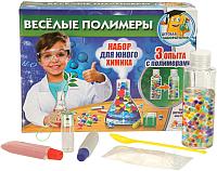 Набор для опытов Играем вместе Весёлые полимеры / TX-10016 -