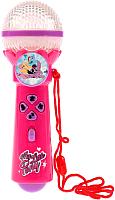Музыкальная игрушка Умка Микрофон 10 песен My little Pony / B1252960-R12 -