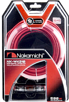 Набор для подключения автоакустики Nakamichi NK-WK210 -