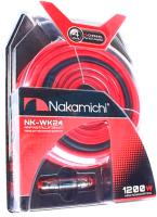 Набор для подключения автоакустики Nakamichi NK-WK24 -