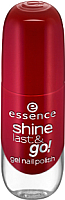 Лак для ногтей Essence Shine Last & Go! Gel Nail Polish тон 14 (8мл) -