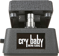 Педаль электрогитарная Dunlop Manufacturing Cry Baby Mini 535Q Wah -