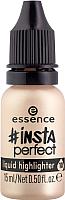 Хайлайтер Essence Insta Perfect Liquid Highlighter тон 10 (15мл) -
