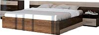 Комплект мебели для спальни Горизонт Мебель Уют-1 (кантер/сонома) -