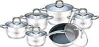 Набор кухонной посуды Bollire BR-4004 -