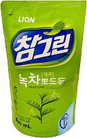 Средство для мытья посуды Lion Зеленый чай (800мл) -