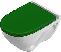 Унитаз подвесной Sanita Luxe Attica Green SL -