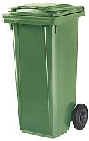 Контейнер для мусора Tara 120л (зеленый) -