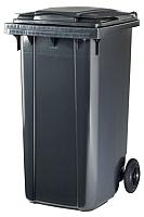 Контейнер для мусора Tara 240л (серый) -