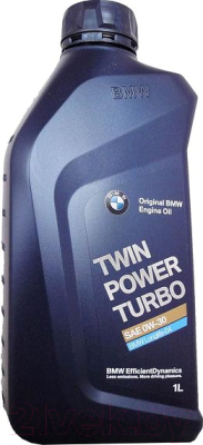 Моторное масло BMW Twinpower Turbo Longlife-04 0W30 / 83212465854 (1л)