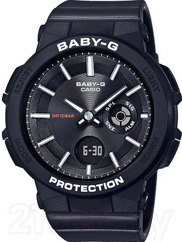 Купить Часы наручные женские Casio, BGA-255-1AER, Китай