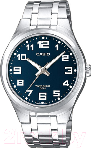 Часы наручные мужские Casio, MTP-1310PD-2BVEF, Китай  - купить со скидкой