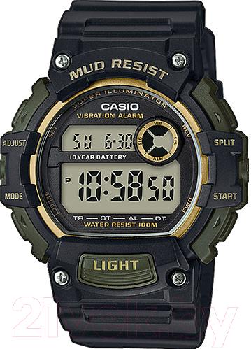 Купить Часы наручные мужские Casio, TRT-110H-1A2VEF, Китай