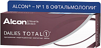 Контактная линза Dailies Total 1 Sph-2.25 R8.5 D14.1 -