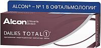Контактная линза Dailies Total 1 Sph-6.00 R8.5 D14.1 -