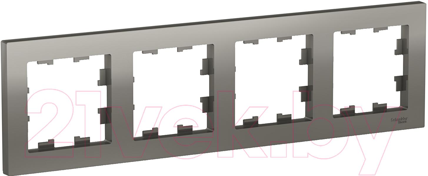 Купить Рамка для выключателя Schneider Electric, AtlasDesign ATN000904, Россия, пластик, AtlasDesign (Schneider Electric)