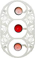 Подставка для подогрева GALA AK008-W (белый) -