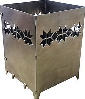 Подставка для кухонных приборов GALA АК013-NY (нержавеющая сталь) -