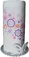 Держатель бумажных полотенец GALA AK012-WY (белый) -