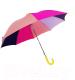 Зонт-трость Ame Yoke L 542-3 (фиолетовый/розовый) -